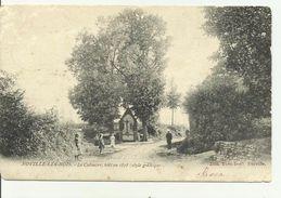 NOVILLE -LES- BOIS.....le Calvaire, Bâti En 1878' Style Gothique. - Fernelmont