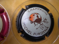 * Capsule De Champagne  FURDYNA Michel  N° 44 C  * - Unclassified