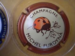 * Capsule De Champagne  FURDYNA Michel  N° 44   * - Unclassified