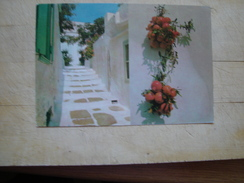 GREECE POSTCARDS SIFNOS - Grèce