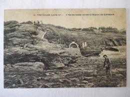 01112017 - 44 -  PREFAILLES  - A MAREE BASSE DEVANT LA SOURCE DE QUIROUARD  - - Préfailles