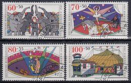 ALEMANIA FEDERAL 1989 Nº 1243/46 USADO - [7] República Federal
