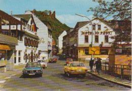 (DE1538) ALTENAHR. HAUPSTRASSE ... OLD CAR - Allemagne