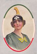 VILLANI-Serie 301-Duilio -Vg Il 22.12.1915-Originale 100% - Otros Ilustradores