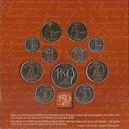 FDC Setje  2000  Frans + Vlaams - 1993-...: Albert II