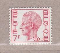 1971 Nr S66** Postfris Zonder Scharnier:fosfor- P3.Koning Boudewijn.OBP 2,5 Euro. - Service