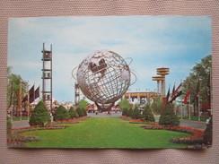Unisphere. New York World's Fair 1964-1965. Dexter DT-87183-B - Expositions