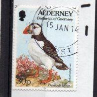 ALDER NEY 1994-98 Flora And Fauna 30p Used - Alderney