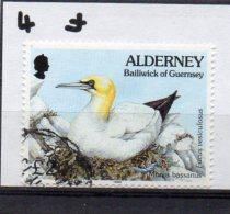 ALDER NEY 1994-98 Flora And Fauna £2 Used - Alderney