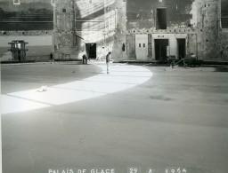 Paris Thêatre Du Rond Point Palais De Glace Ancienne Photo Lepicier 1964 CF2 - Places