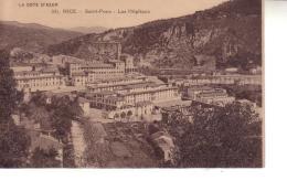 NICE  SAINT PONS Les Hôpitaux - Nice