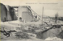 MONTJEAN (M Et L)   Four à Chaux Et Port De Châteaupanne - France