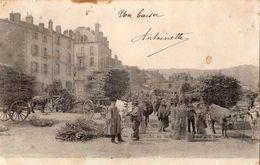 CLERMONT-FERRAND LE MARCHE AU BOIS - Clermont Ferrand