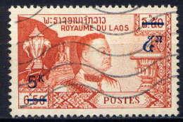 LAOS  - 118° - PATRIE, MONARCHIE, RELIGION ET CONSTITUTION - Laos
