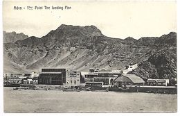 YEMEN - ADEN - Point The Landing Pier - Yémen