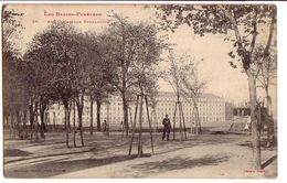 PAU: Caserne Bernadotte - Pau