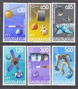 YUGOSLAVIA   870-5   **   SPACECRAFT - Space