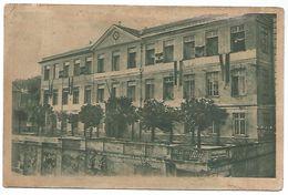 GENOVA - PRA' , VECCHIA CARTOLINA SCUOLE ELEMENTARI , 1943 . - Genova (Genoa)