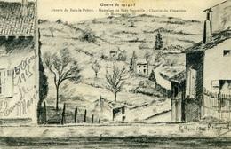 MONTAUVILLE - Bois Le Prêtre - Mamelon Vide Bouteille - Francia