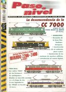 Revista Paso A Nivel Nº 3 - Magazines & Newspapers