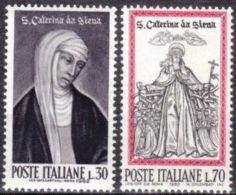 1962 - S.CATERINA DA SIENA - Nuovo - 1961-70:  Nuovi