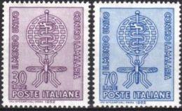 1962 - LOTTA CONTRO LA MALARIA - Nuovo - 1961-70:  Nuovi