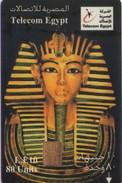 TARJETA TELEFONICA DE EGIPTO (CHIP) (431) - Egipto