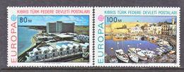 TURKEY  CYPRUS   41-2  ** - Unused Stamps