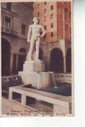 CPA - ITALIE - LOMBARDIA - BRESCIA - Piazza Della Vit - La Statua Dedicata Alla Giovinezza Fascista - Brescia