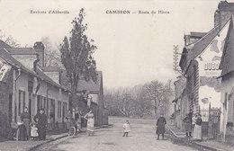 80 - CAMBRON - Route Du Hâvre - France