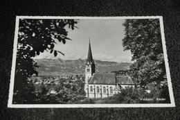 204- Vaduz, Kirche - Liechtenstein
