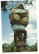 République Populaire Du Benin NATITINGOU - Nu Ethnique Vendeuse De Marmite Voir Timbre  E Bruckner Gouverneur - Benin