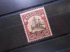 D.R.Mi 14  50Pf**/MNH  Deutsche Kolonien (Karolinen) 1900  Mi 6,00 € - Kolonie: Carolinen