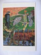 Sérusier La Barrière Fleurie - Peintures & Tableaux