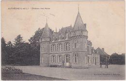 Autrèche (I. Et L.) Château Des Haies - Andere Gemeenten
