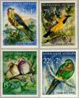 Ned Antillen 1958 Voor Het Kind - Birds NVPH 271,MH* Ongestempeld - Antillen