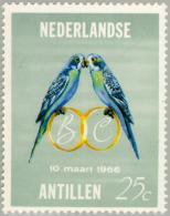 Ned Antillen 1966 Marriage - Birds NVPH 370, MNH** Postfris - Antillen