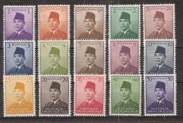 Indonesia 1951 Sukarno Scott 387 MNH**/Postfrisch - Indonesië