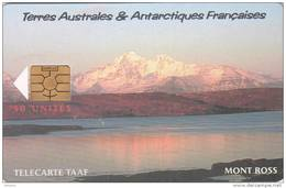 TAAF - Le Mont Ross, Tirage 1500, 06/03, Used - TAAF - Franse Zuidpoolgewesten