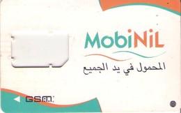 TARJETA TELEFONICA DE EGIPTO (GSM - SIM) (409) - Egipto
