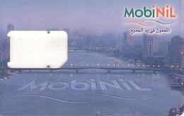 TARJETA TELEFONICA DE EGIPTO (GSM - SIM) (410) - Egipto