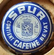 Vieille Capsules Kroonkurk SPUR CAFEINE - Soda