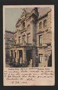 ARGENTINA JOCKEY CLUB BUENOS AIRES Year 1900 Postcard Z1 - Postcards