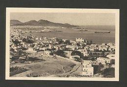 CANARIAS CANARY ISLANDS LAS PALMAS PUERTO DE LA LUZ 40s SPAIN ESPAÑA ESPANA  Z1 - Postcards