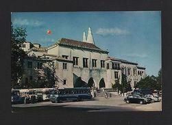 SINTRA PORTUGAL Postcard 1960ys BUS Buses AUTOMOBILES Automobiles Voitures  Z1 - Postcards