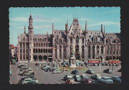 Pc BRUXELLES BRUSSEL BRUSSELS Cars Car 60s BELGIUM BELGIQUE Bus  BELGIE Z1 - Postcards