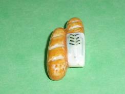 Fèves / Autres / Divers / Alimentation : Baguettes De Pain   T107 - Fèves