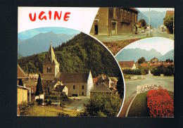 UGINE SAVOIE  -  Multivues  Edit J.Cellard  S 12479  -   Paypal Sans Frais - Ugine