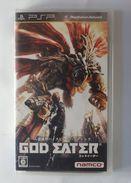 PSP Japanese : God Eater ULJS 00237 - Sony PlayStation