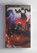 PSP Japanese : Lord Of Arcana ULJM-05767 - Sony PlayStation